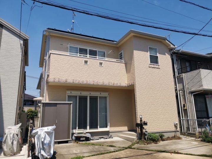 川越市外壁塗装・屋根塗装K様