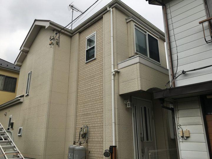 坂戸市M様邸 屋根・外壁塗り替え工事