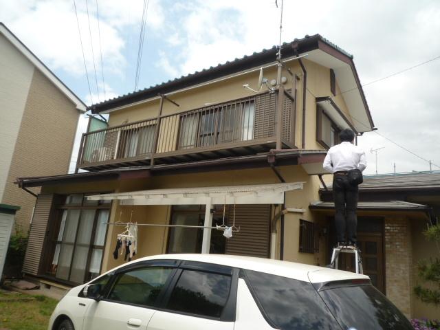 屋根・外壁塗装工事 飯能市H様邸