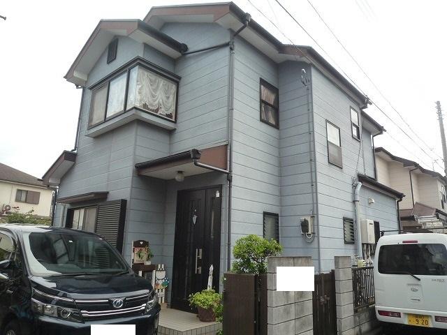 屋根・外壁塗装 坂戸市N様邸