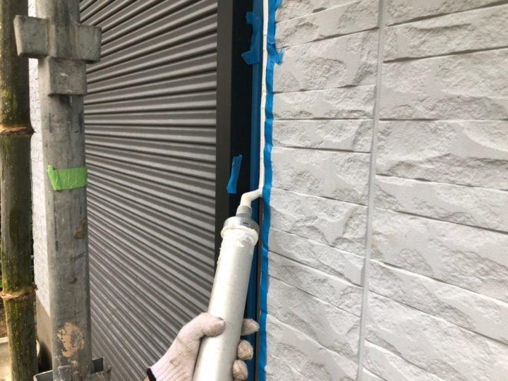 建具まわり防水処理