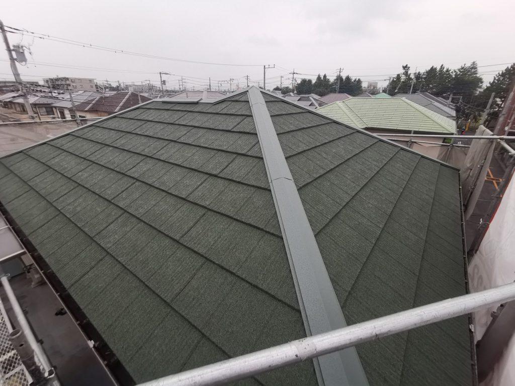 屋根カバー坂戸