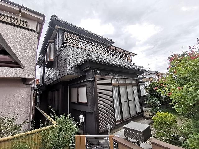 外壁塗装屋根漆喰飯能市N様邸