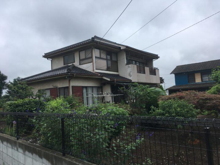 坂戸市外壁塗装U様 坂戸市外壁塗装・屋根塗装専門店色彩デザイン