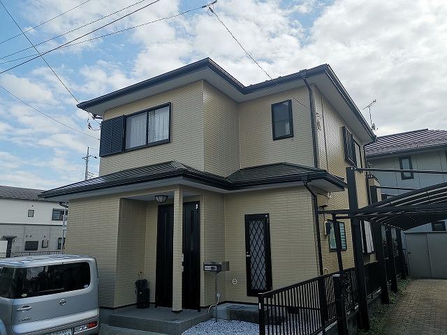 外壁塗装屋根塗装飯能市U様邸