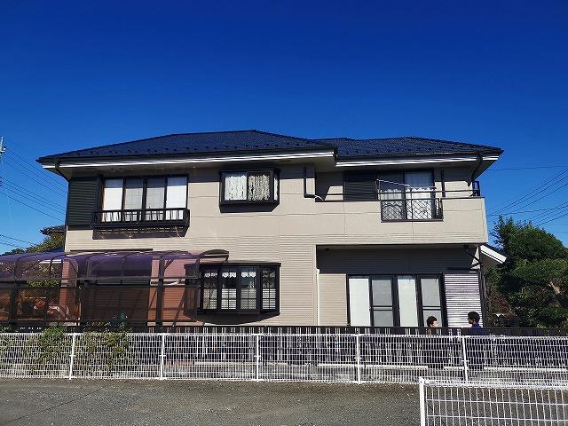 外壁塗装屋根塗装飯能市M様邸