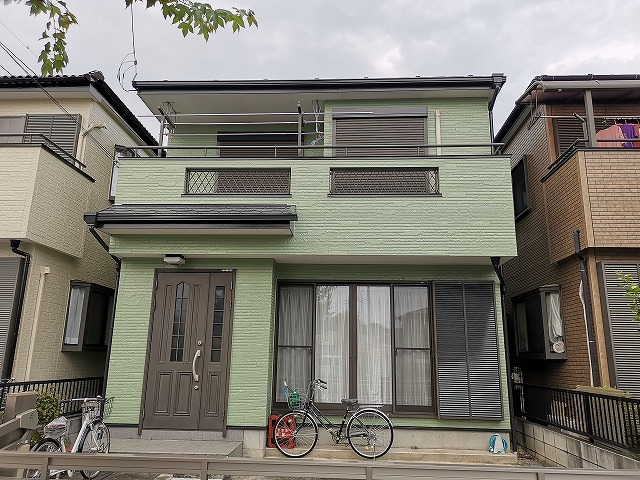 外壁塗装屋根塗装坂戸市S様邸