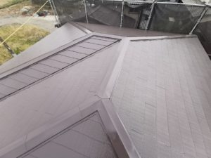 屋根塗装坂戸市M様邸