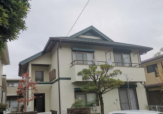 外壁塗装屋根カバー飯能市T様邸