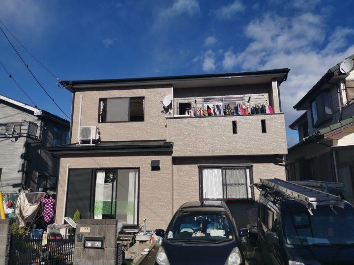 外壁塗装屋根塗装坂戸市Y様