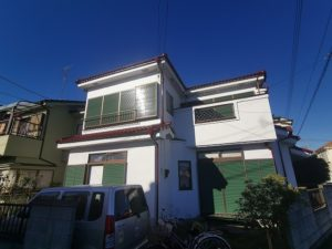外壁塗装屋根塗装飯能市T様邸