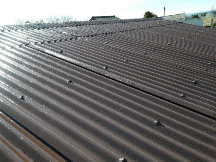 工場屋根塗装川越市