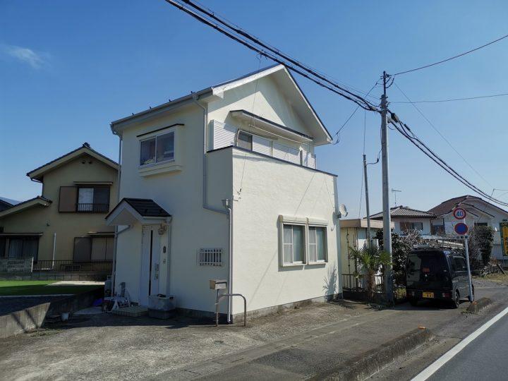 外壁塗装・屋根塗装毛呂山町U様