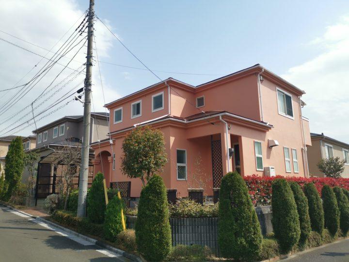 外壁塗装・屋根塗装毛呂山町S様邸