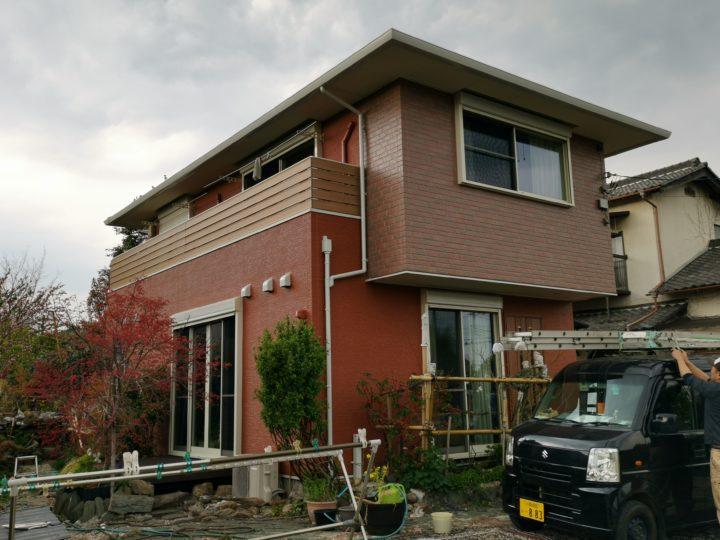 外壁塗装・屋根塗装工事毛呂山町K様