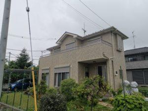 外壁塗装屋根塗装工事坂戸市K様