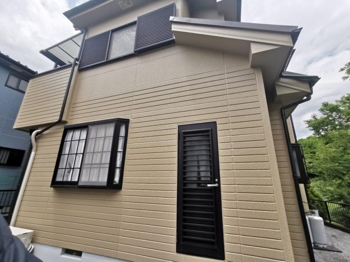 屋根カバー外壁塗装飯能市S様