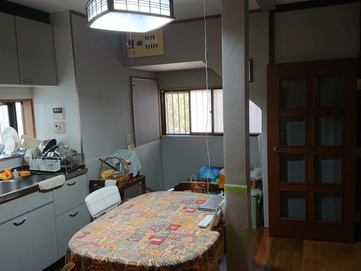内装・階段改修工事・坂戸市H様邸