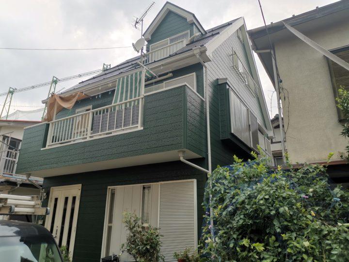 外壁塗装・屋根塗装・防水工事 坂戸市