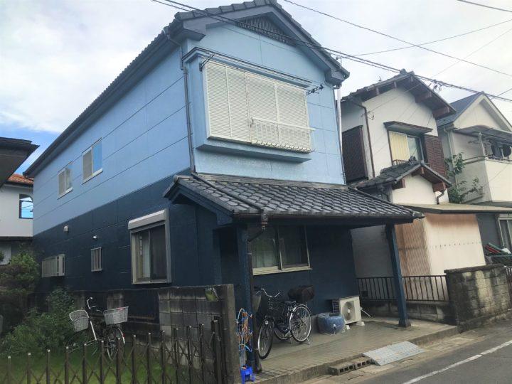 外壁塗装鶴ヶ島市
