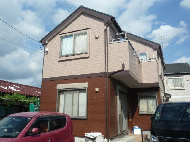 外壁塗装屋根塗装飯能市S様