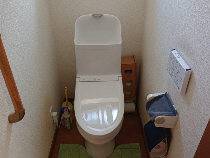 トイレ交換・坂戸市N様