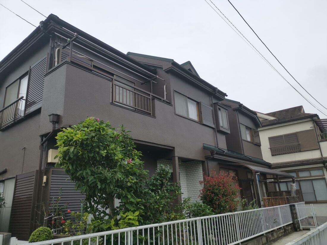 外壁塗装・屋根スーパーガルテクト 鶴ヶ島市