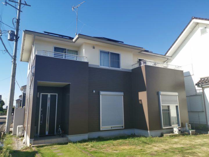 外壁塗装・屋根塗装・坂戸市
