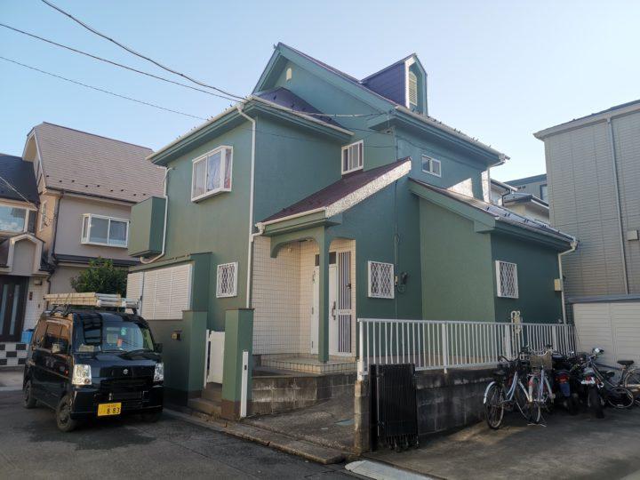 外壁塗装・屋根塗装鶴ヶ島市