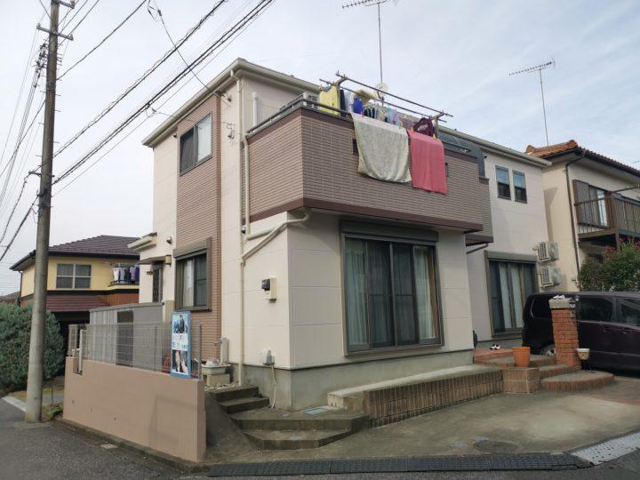 屋根塗装・外壁塗装日高市