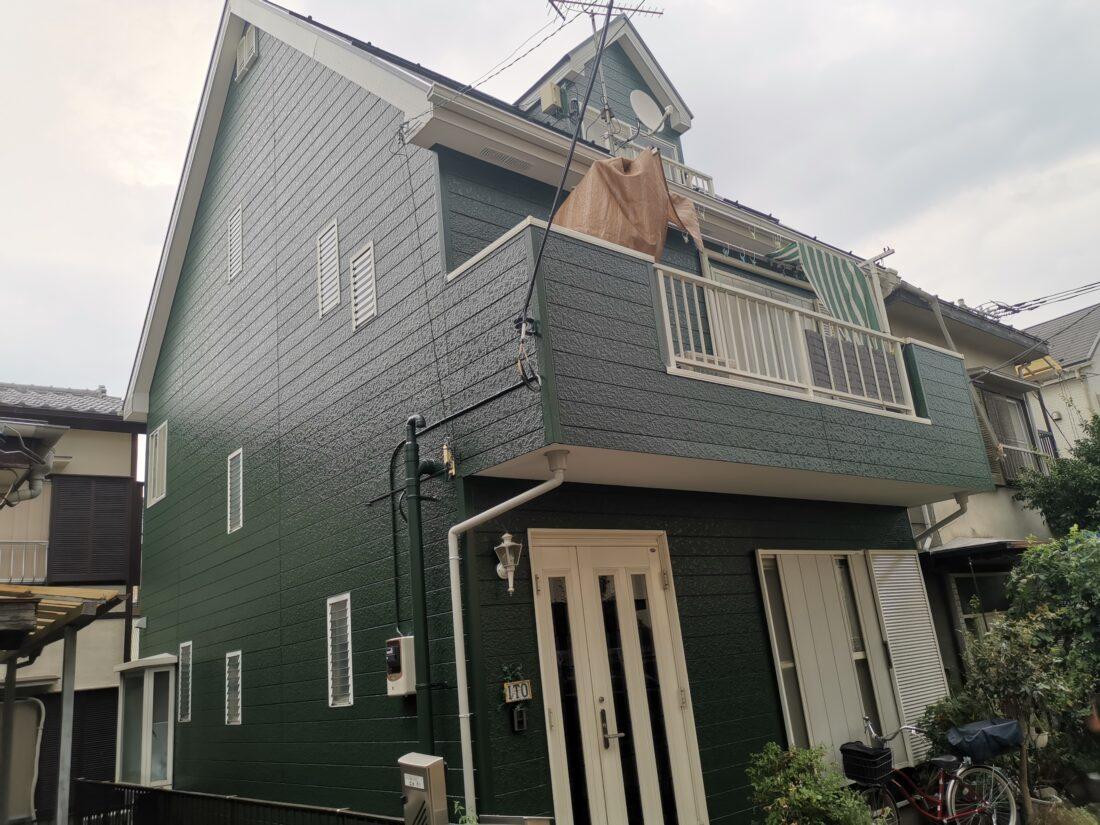 外壁塗装屋根塗装坂戸市関間