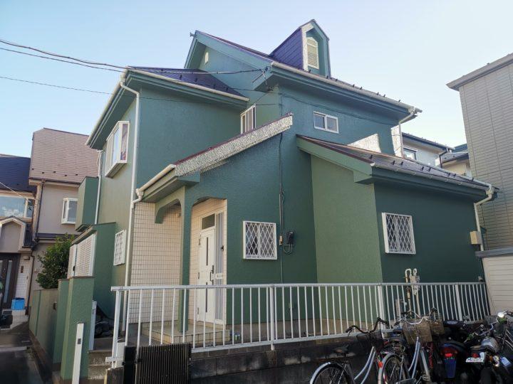 外壁塗装屋根塗装鶴ヶ島市E様