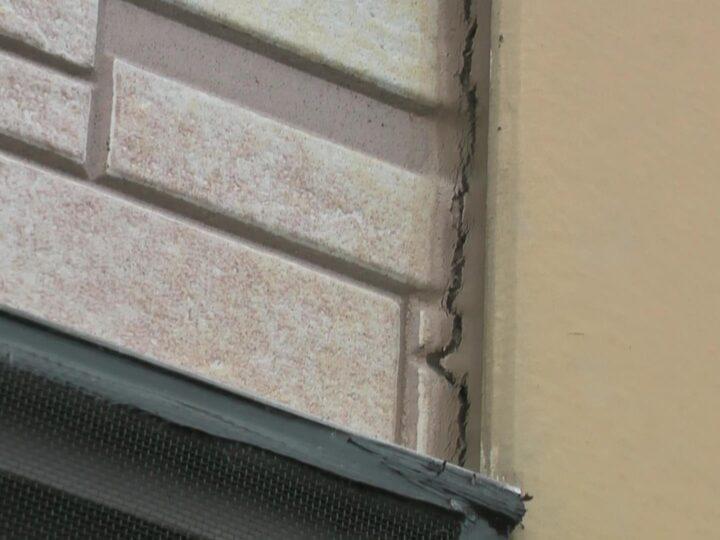 外壁・つけ柱取り合い