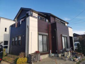 坂戸市 S様邸 外壁塗装・屋根塗装
