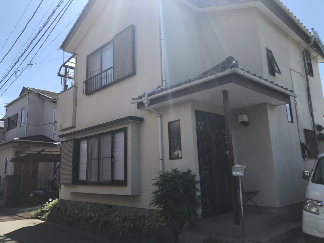 外壁塗装・玄関リフォーム 川島町T様