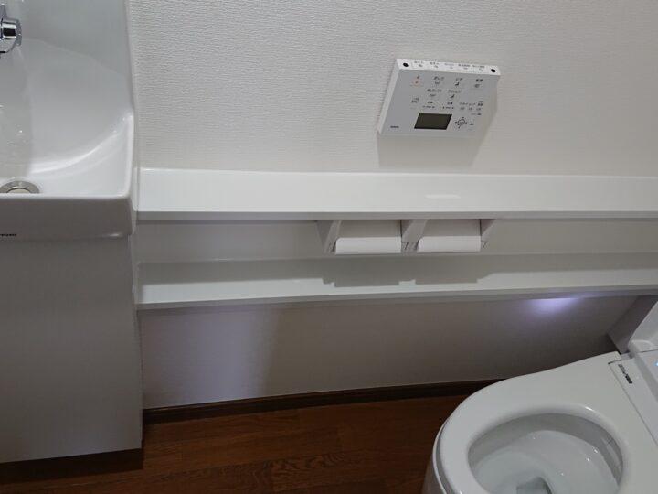 トイレ工事・ときがわ町O様