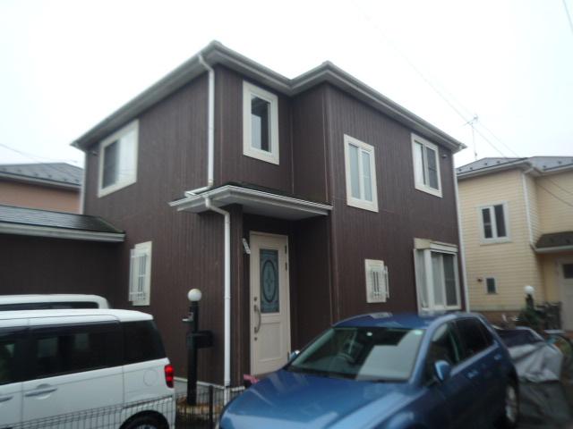 屋根カバー外壁塗装飯能市