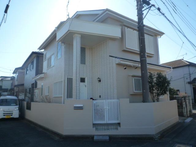 外壁塗装・屋根塗装鶴ヶ島市F様