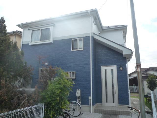 屋根外壁塗装坂戸市K様