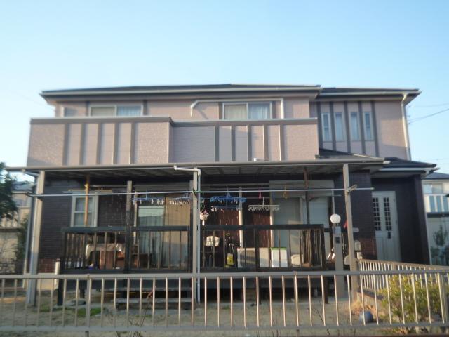 屋根カバー外壁塗装坂戸市K様