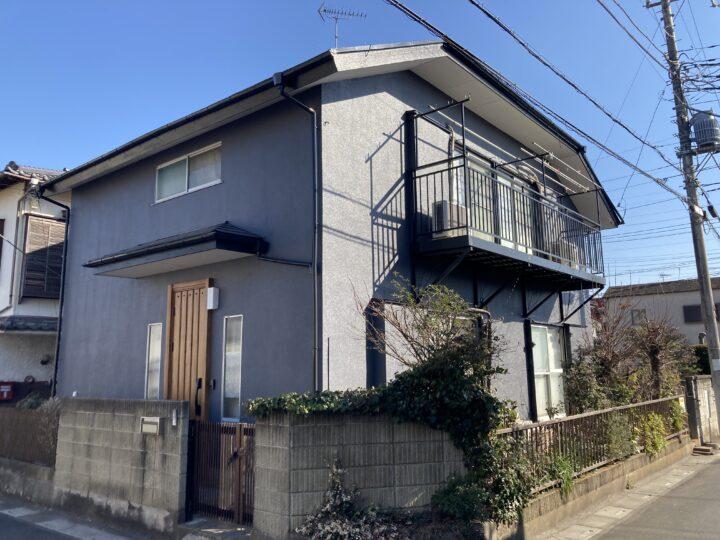 外壁塗装 毛呂山町K様邸