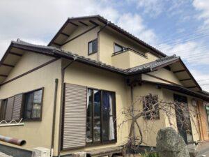 外壁塗装・木部塗装 川越市鮫井M様邸