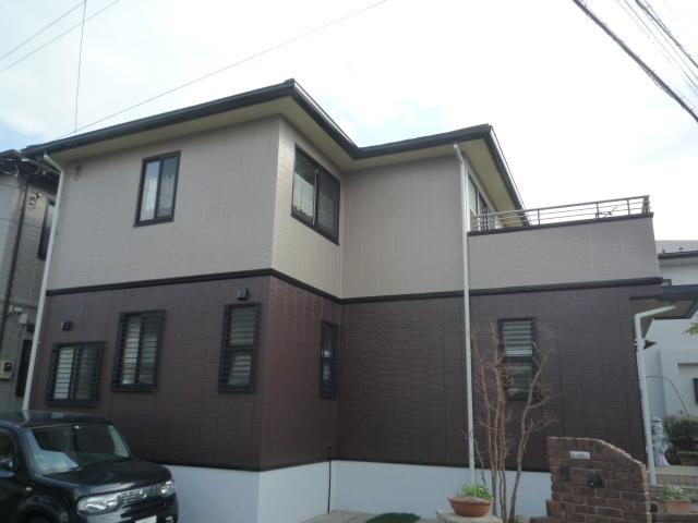 屋根リフォーム・外壁塗装 鶴ヶ島市G様