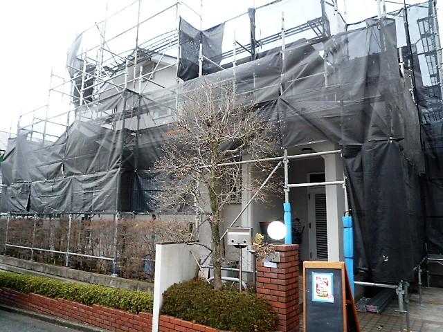屋根カバー外壁塗装鳩山町
