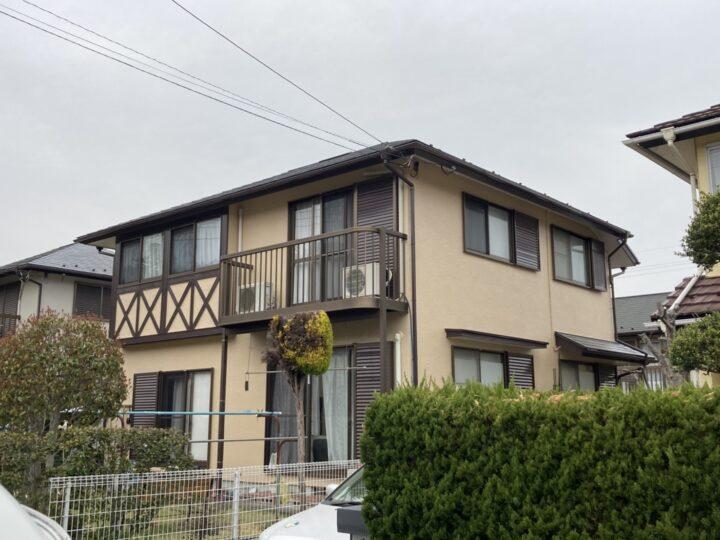屋根塗装・外壁塗装 日高市F様