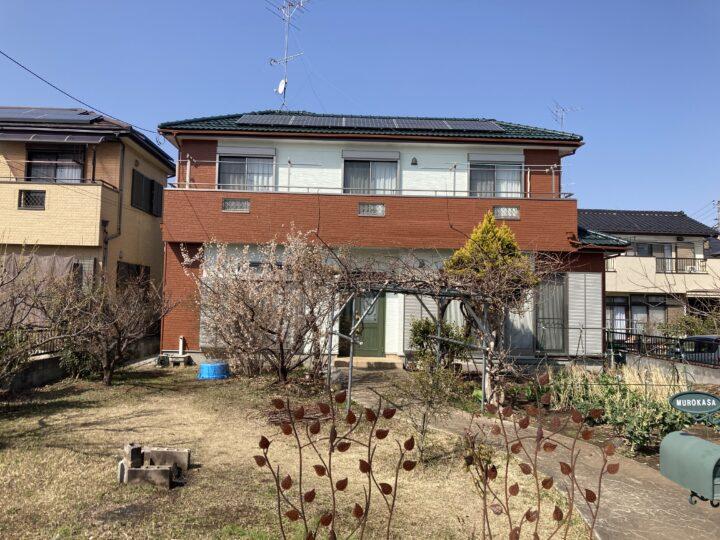 毛呂山町 外壁塗装・屋根塗装