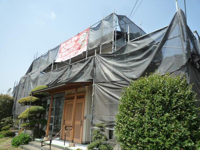 坂戸市外壁塗装