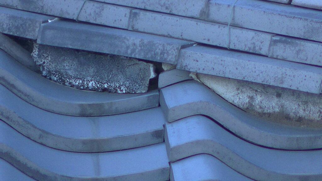屋根漆喰飯能市