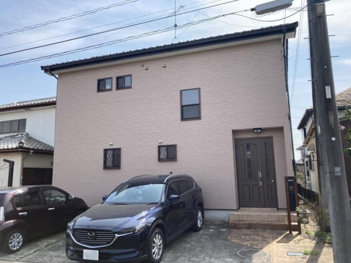 屋根塗装・外壁塗装 越生町K様