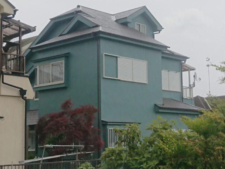 屋根塗装・外壁塗装 飯能市